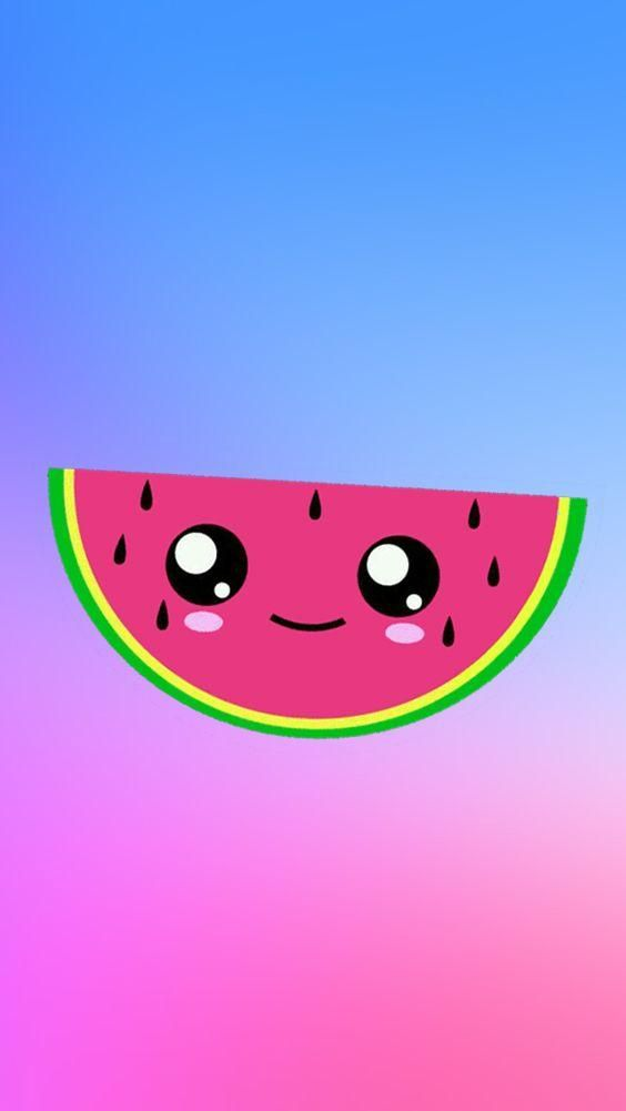 Blue melon clipart kawaii clipart freeuse library HD kawaii wallpapers - Cute backgrounds images -A new wallpapers App ... clipart freeuse library