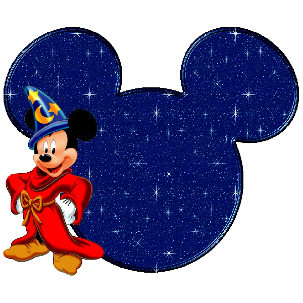 Mickey snowflake head clipart banner transparent library Mickey The Sorcerer Halloween Clipart Images Are On A Transparent ... banner transparent library
