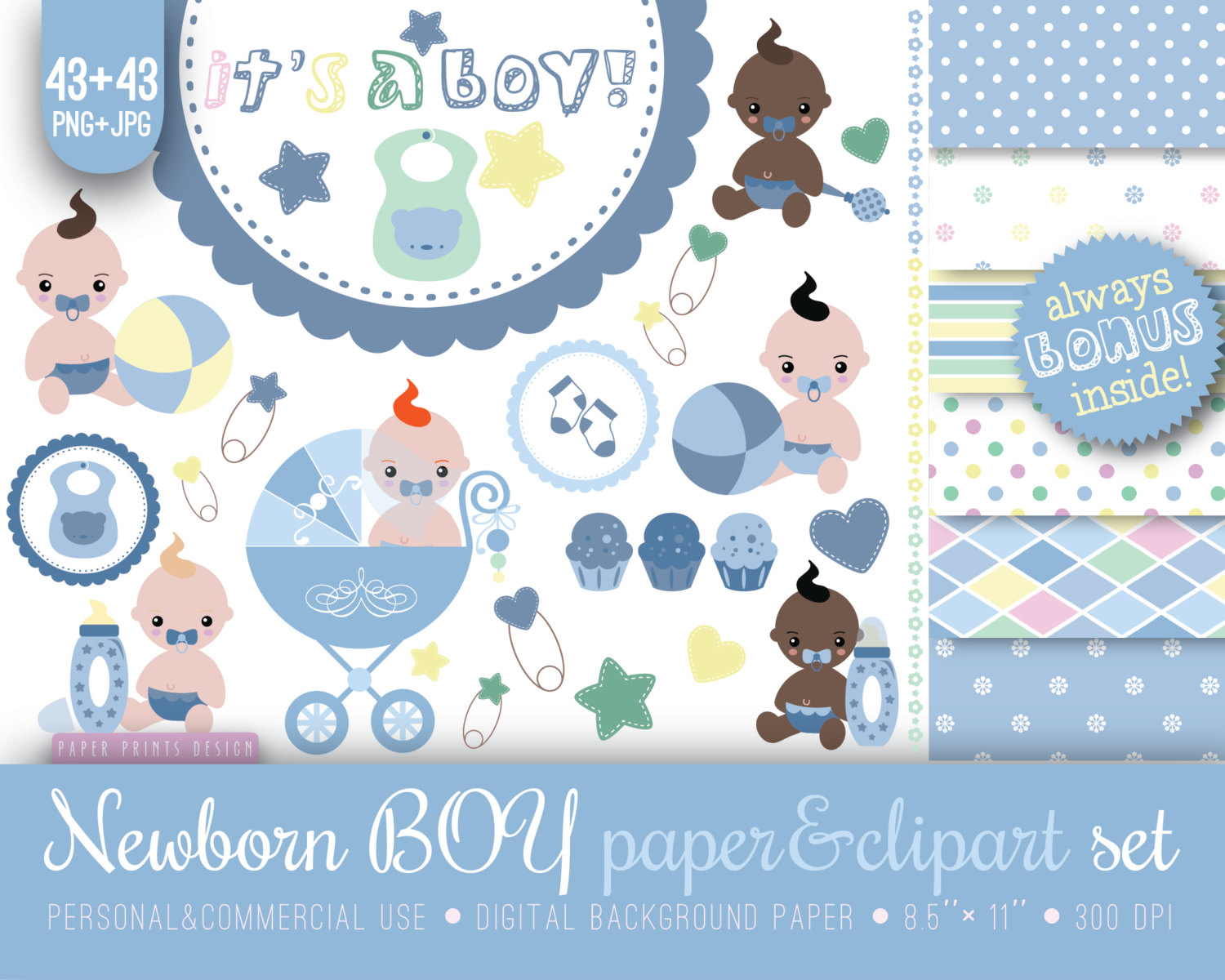 Blue paw print clipart 90px wide and tall clipart transparent Shower clipart blue print - ClipartFest clipart transparent
