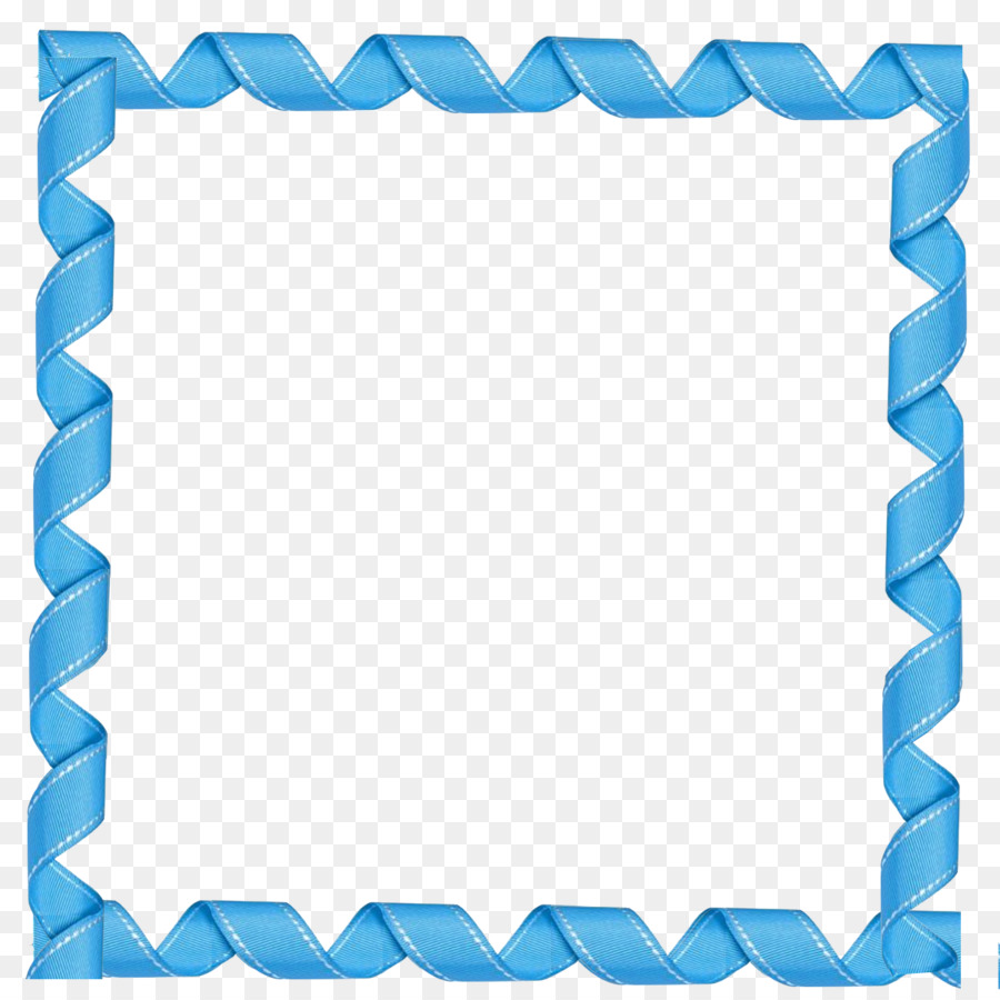 Blue photo frame clipart graphic free Blue Pattern Frame clipart - Blue, Line, Rectangle, transparent clip art graphic free