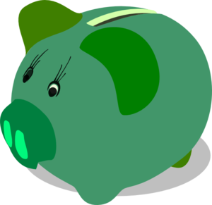 Blue piggy bank clipart clip freeuse library Free Clip art of Bank Clipart #2279 Best Dollar Bank Clipart #2279 ... clip freeuse library