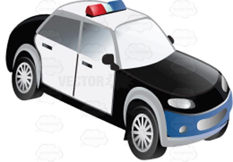 Blue police car clipart jpg royalty free stock Red police car clipart - ClipartFest jpg royalty free stock