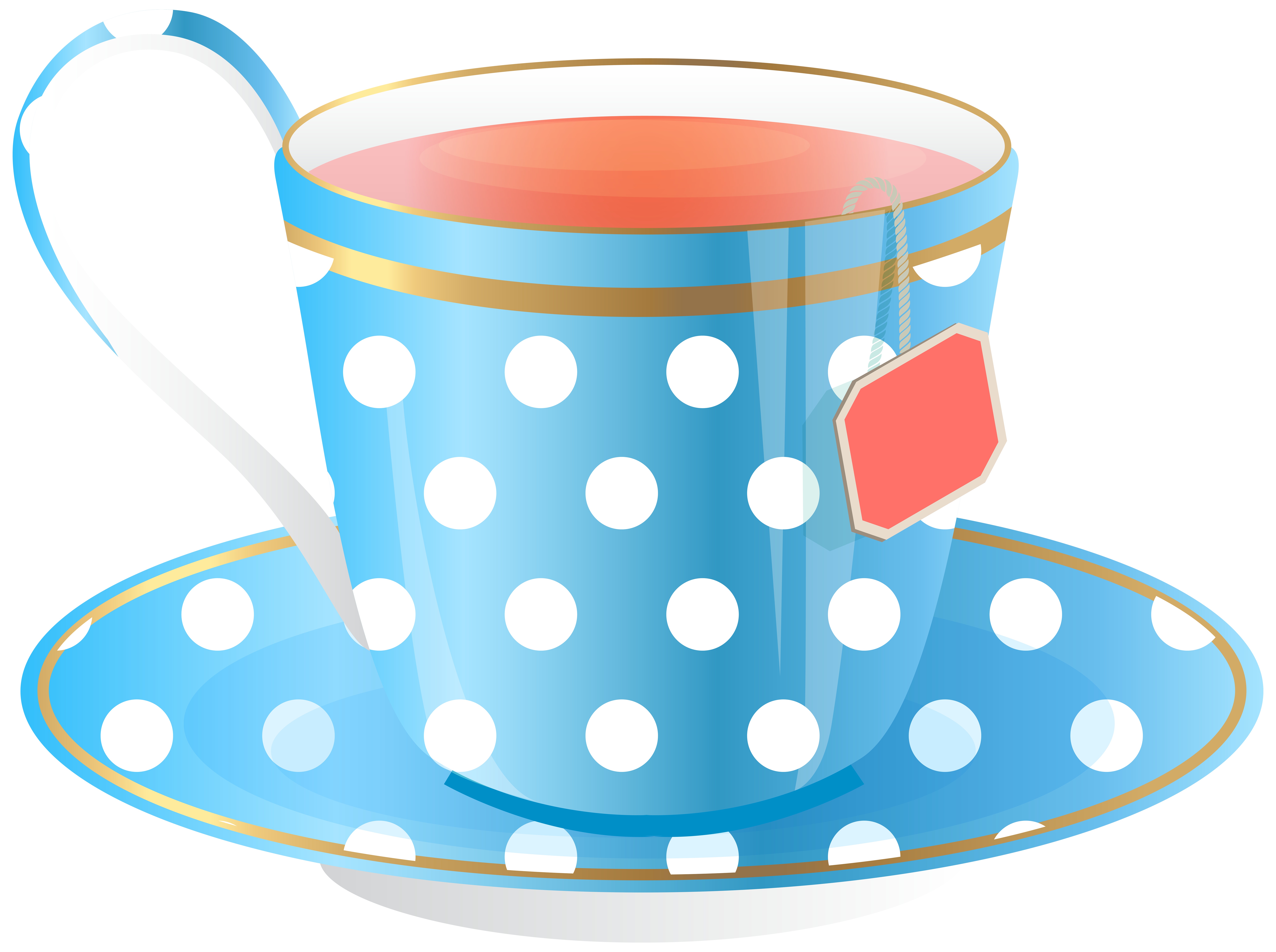 Tea cup clipart transparent background banner stock Teacup Clip art - Blue Tea Cup PNG Transparent Clip Art Image png ... banner stock