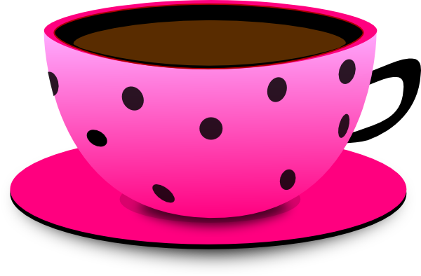 Blue polka dot teacup and saucer clipart free jpg free download Tea Cups Clipart | Free download best Tea Cups Clipart on ClipArtMag.com jpg free download