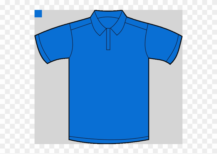 Clipart polo picture freeuse Polo Shirt Clip Art Polo Clipart - Blue Polo Shirt Clip Art - Png ... picture freeuse