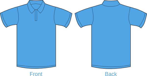 Blue polo shirt clipart svg library download Polo Shirt PNG, SVG Clip art for Web - Download Clip Art, PNG Icon Arts svg library download