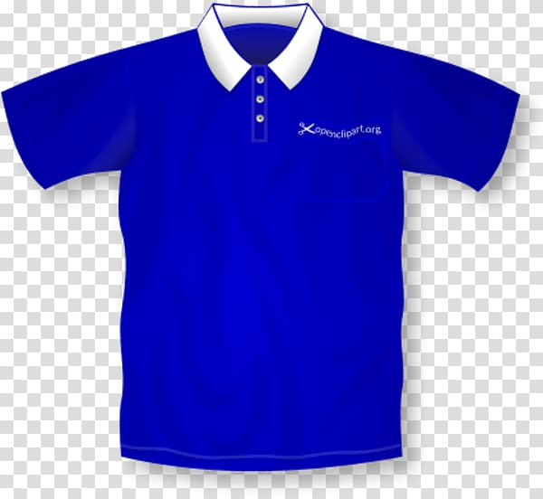 Blue polo shirt clipart image black and white library T-shirt Polo shirt , Polo transparent background PNG clipart | HiClipart image black and white library