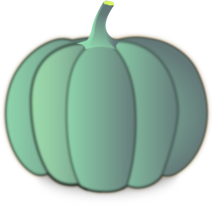Clipart - A crown pumpkin svg royalty free stock