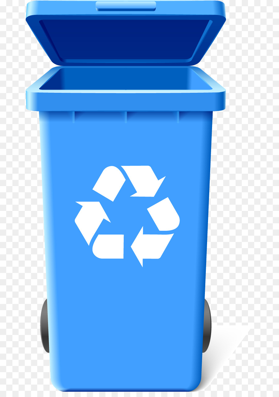 Blue recycling bin clipart clipart royalty free download Paper Background png download - 733*1263 - Free Transparent ... clipart royalty free download