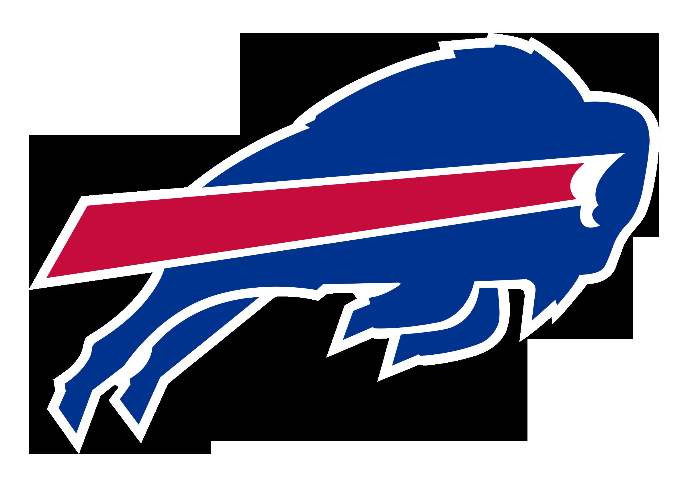 Buffalo bills football clipart