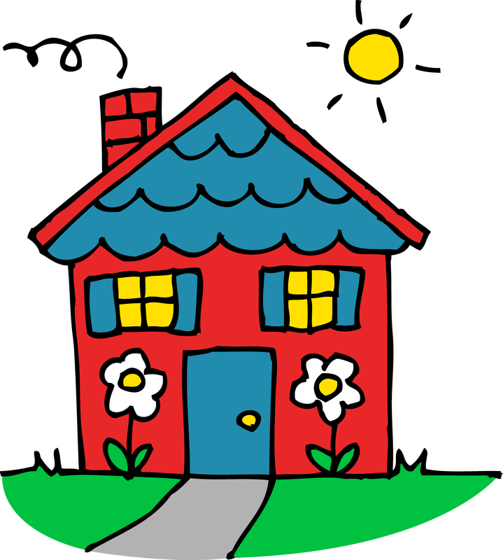 Outside house clipart svg freeuse library Library svg freeuse library