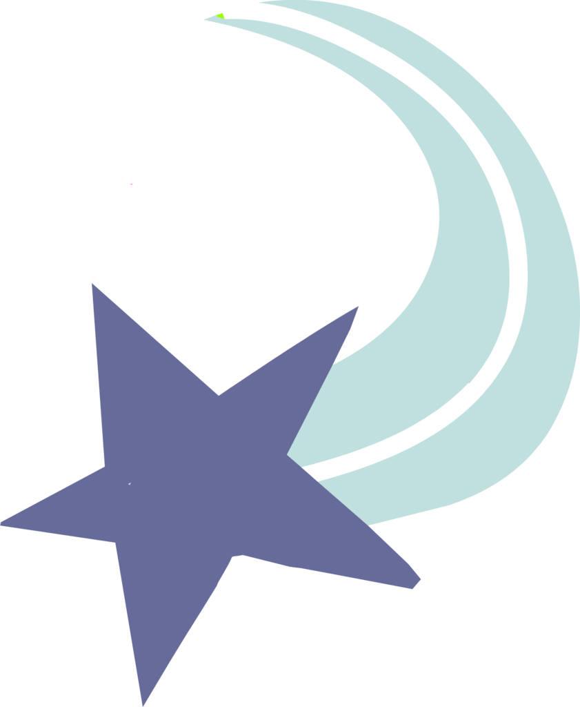 Star with tail clipart svg library library Image - PonyMaker ShootingStar.png | My Little Pony Friendship is ... svg library library