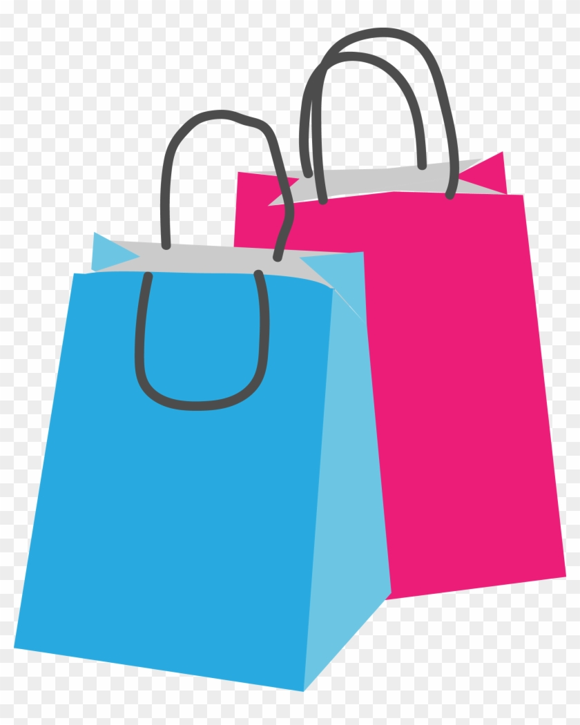Blue shopping bag png clipart free graphic free stock Welcome - Tote Bag - Free Transparent PNG Clipart Images Download graphic free stock