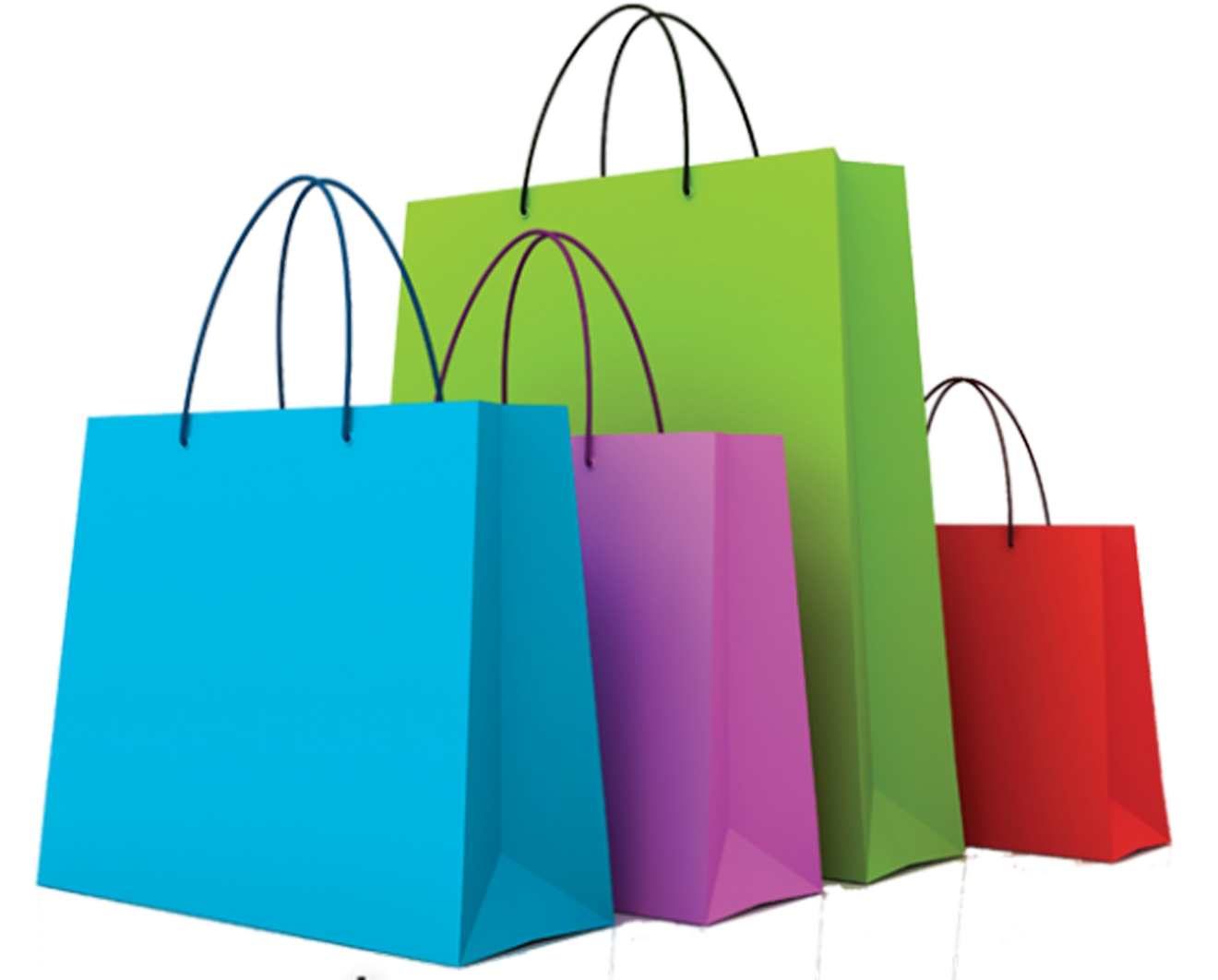 Blue shopping bag png clipart free svg library Plastic bag Shopping Bags & Trolleys Clip art - shopping bag png ... svg library