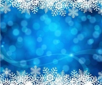Blue & silver christmas frame clipart image free library Blue Christmas Background Vector Art | CHRISTMAS - BACKGROUNDS AND ... image free library