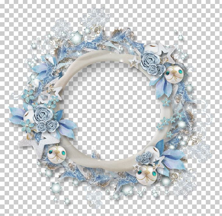Blue & silver christmas frame clipart image Frames PNG, Clipart, Blue, Bracelet, Christmas, Christmas Card, Clip ... image
