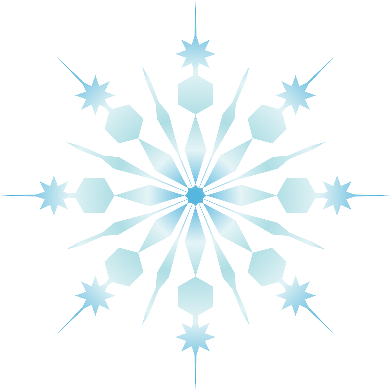 Free snowflake clipart photo svg royalty free library Snowflake Clipart | jokingart.com svg royalty free library