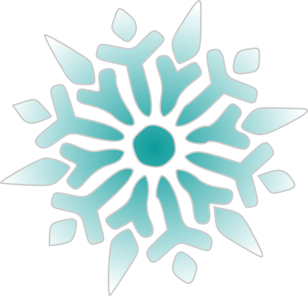 Ice and snowflake clipart picture freeuse download Snowflake Ice Blue Clip Art at Clker.com - vector clip art online ... picture freeuse download