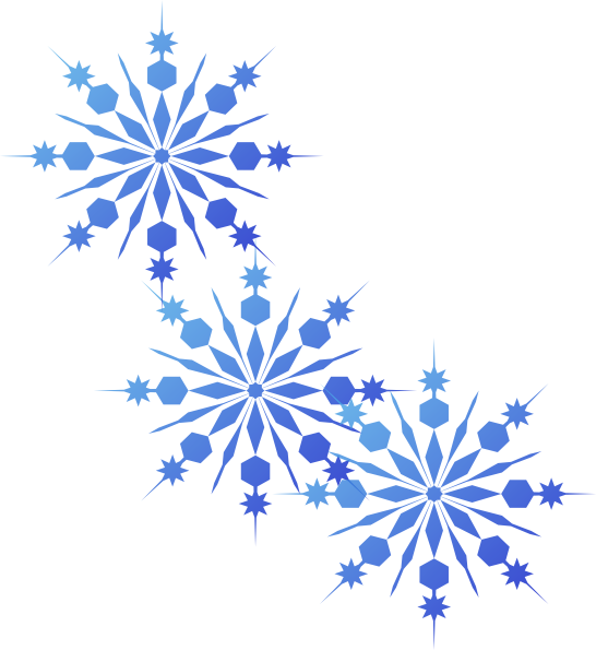 Silvere snowflake clipart graphic free stock Snowflakes Blue Clip Art at Clker.com - vector clip art online ... graphic free stock