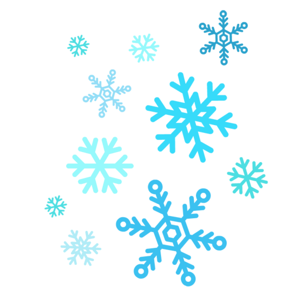 Falling snowflake clipart blue graphic transparent download Snowflake Clipart cow clipart hatenylo.com graphic transparent download