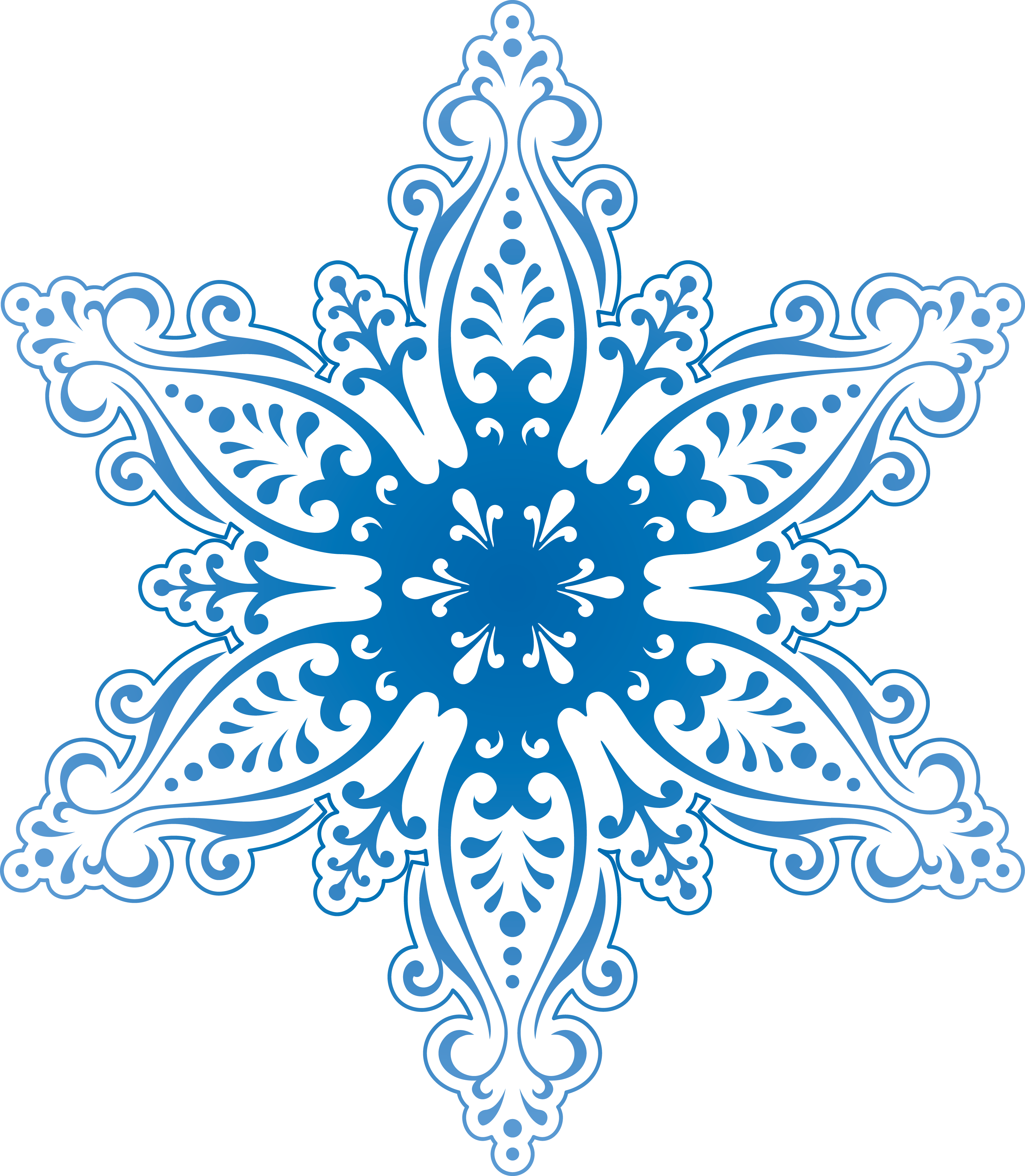 Blue snowflake outline clipart banner library Snowflake PNG image | pic for design | Pinterest | Scrap banner library