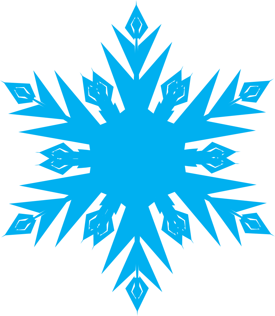 Snowflake clipart frozen clip black and white library Frozen Snowflakes | Free download best Frozen Snowflakes on ... clip black and white library