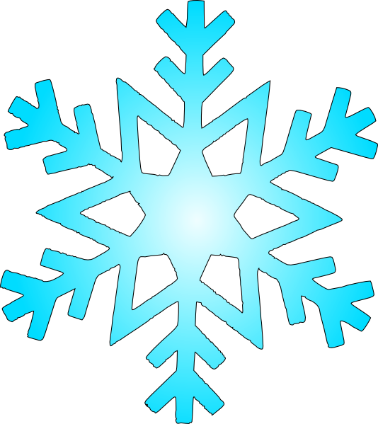Blue snowflake outline clipart banner transparent stock Flake clipart real snowflake ~ Frames ~ Illustrations ~ HD images ... banner transparent stock