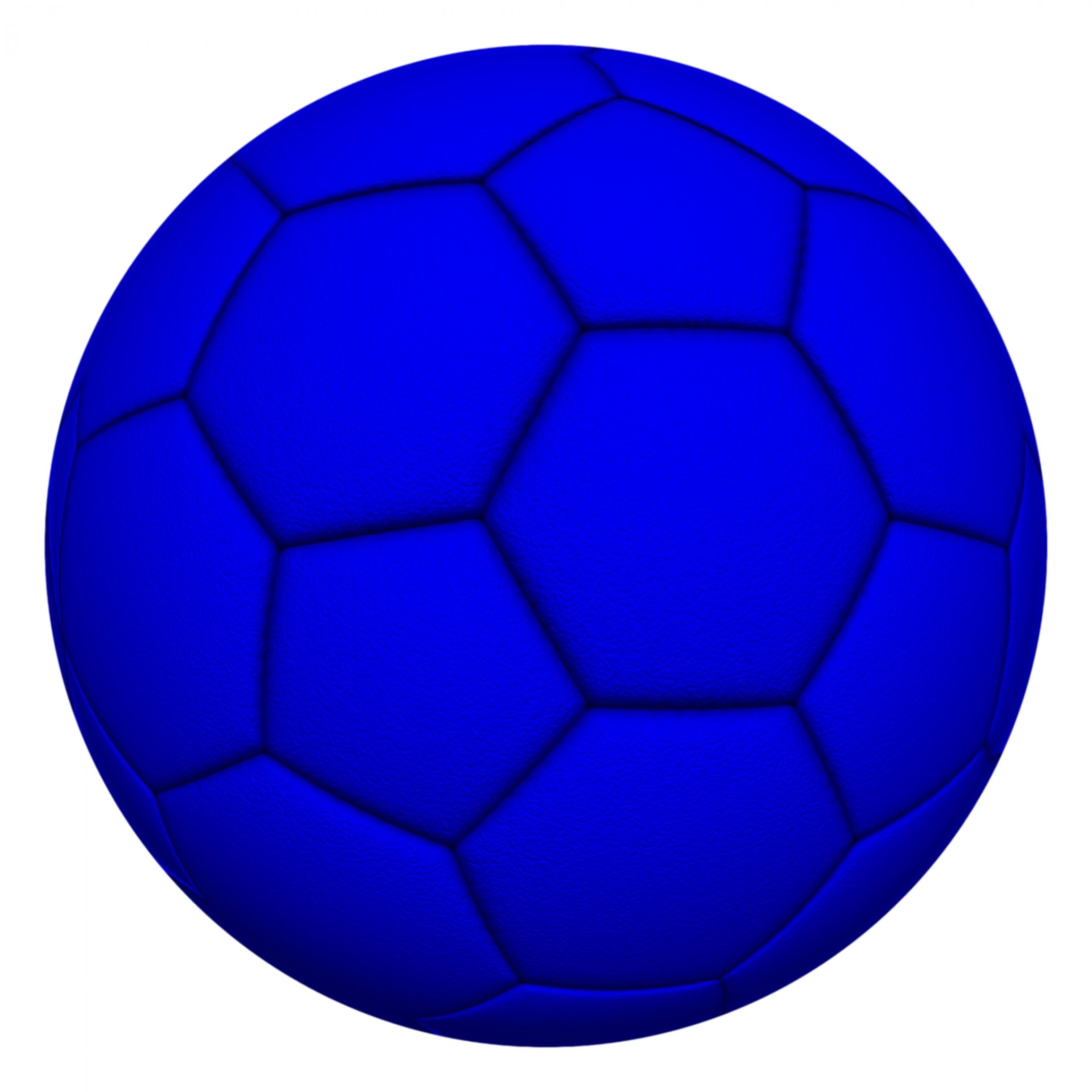Blue soccer ball clipart vector black and white Soccer Ball Images - Public Domain Pictures - Page 1 vector black and white