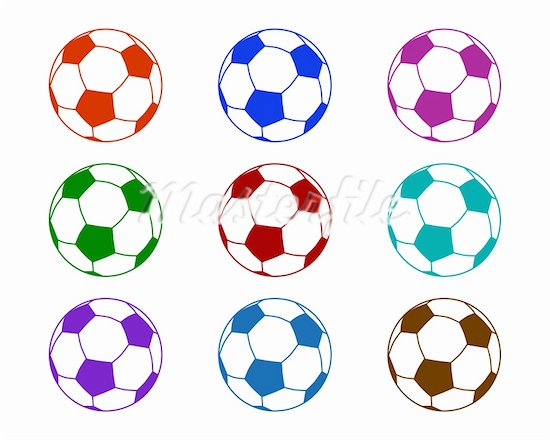 Blue soccer ball clipart svg black and white stock Blue Soccer Ball Clip Art | Clipart Panda - Free Clipart Images svg black and white stock