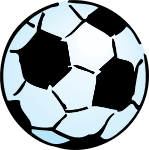 Blue soccer ball clipart png freeuse stock Soccer Ball Clipart | Clipart Panda - Free Clipart Images png freeuse stock