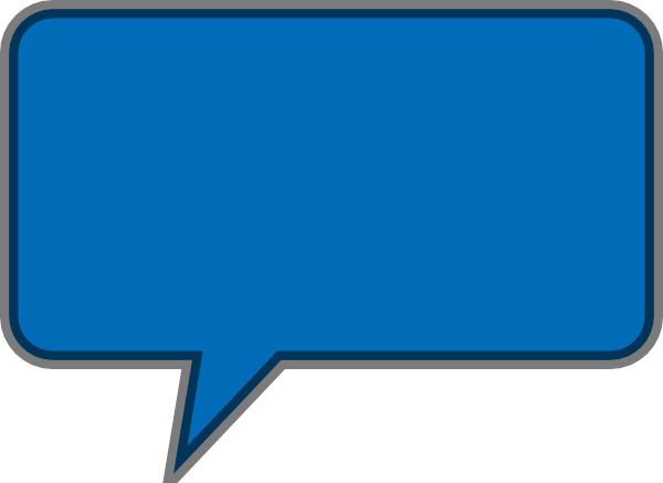 Blue speech bubble clipart clip transparent download Free Blue Speech Bubble Png, Download Free Clip Art, Free Clip Art ... clip transparent download