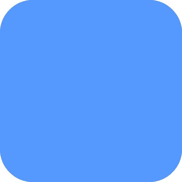 Blue square clipart vector transparent stock Light Blue Square PNG, SVG Clip art for Web - Download Clip Art, PNG ... vector transparent stock