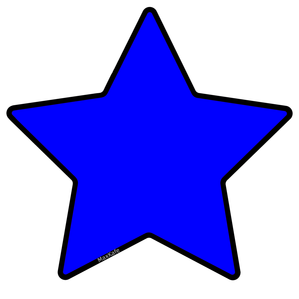 Blue star clipart jpg freeuse download Free Blue Star, Download Free Clip Art, Free Clip Art on Clipart Library jpg freeuse download
