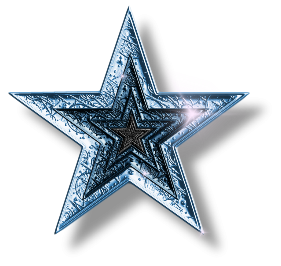 Blue star clipart svg library library Blue Star Png By Jssanda On Deviantart 31 svg library library