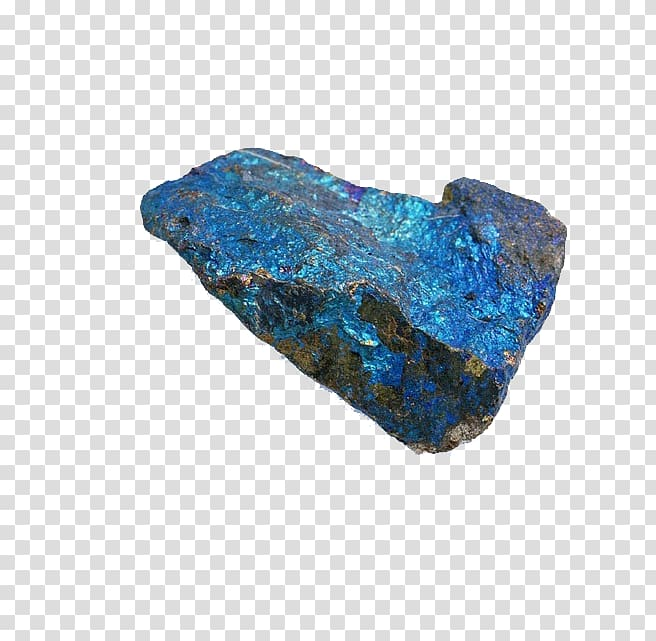 Blue stone clipart