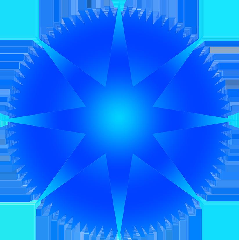 Blue sun clipart jpg black and white stock Star Clipart jpg black and white stock