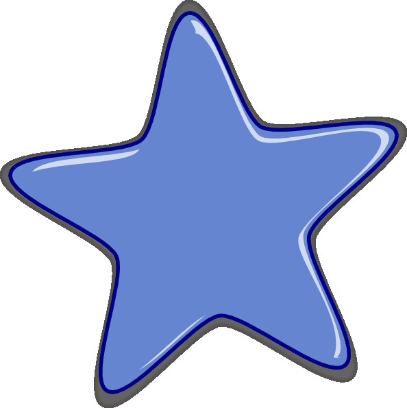 Blue super star clipart picture download Blue super star clipart - ClipartFest picture download