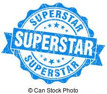 Blue super star clipart. Superstar clip art images