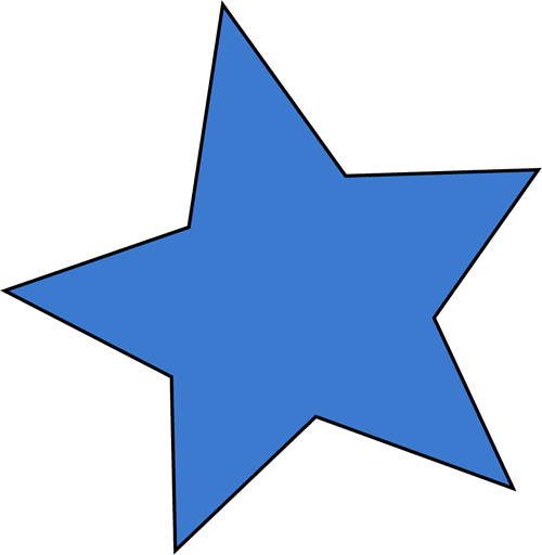 Blue super star clipart png stock Free super star clipart free clipart graphics images and photos ... png stock
