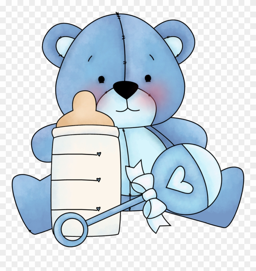 Blue teddy bears clipart png library library Blue Teddy Bear Clipart - Png Download (#1231228) - PinClipart png library library