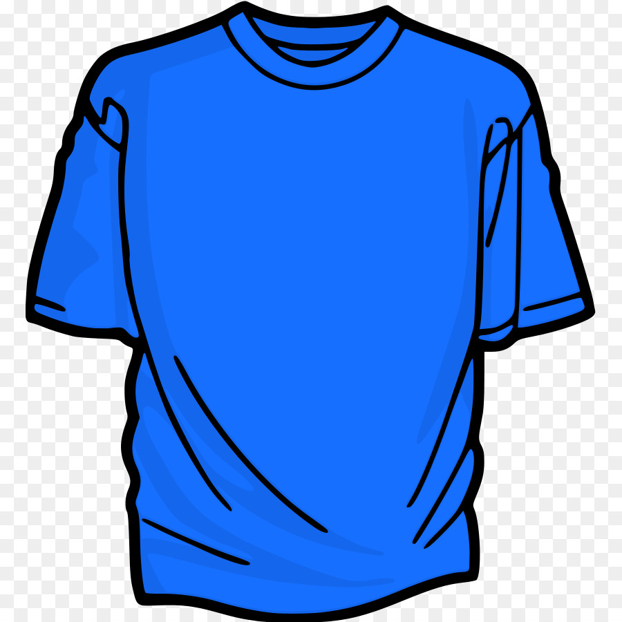 Blue tee shirt clipart clipart black and white Aloha png download - 825*900 - Free Transparent Tshirt png Download. clipart black and white