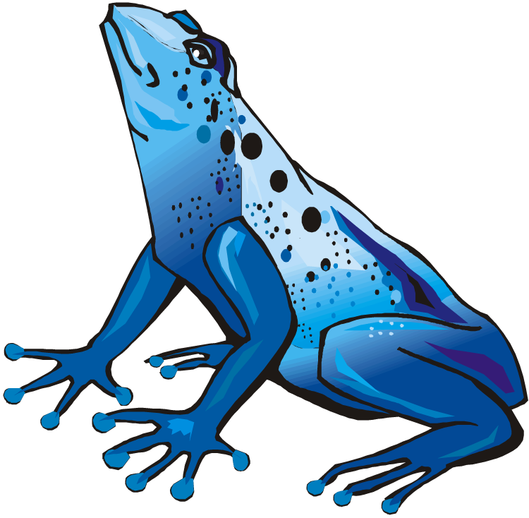 Blue tree clipart clipart download Blue Tree Frog Clip Art | Clipart Panda - Free Clipart Images clipart download
