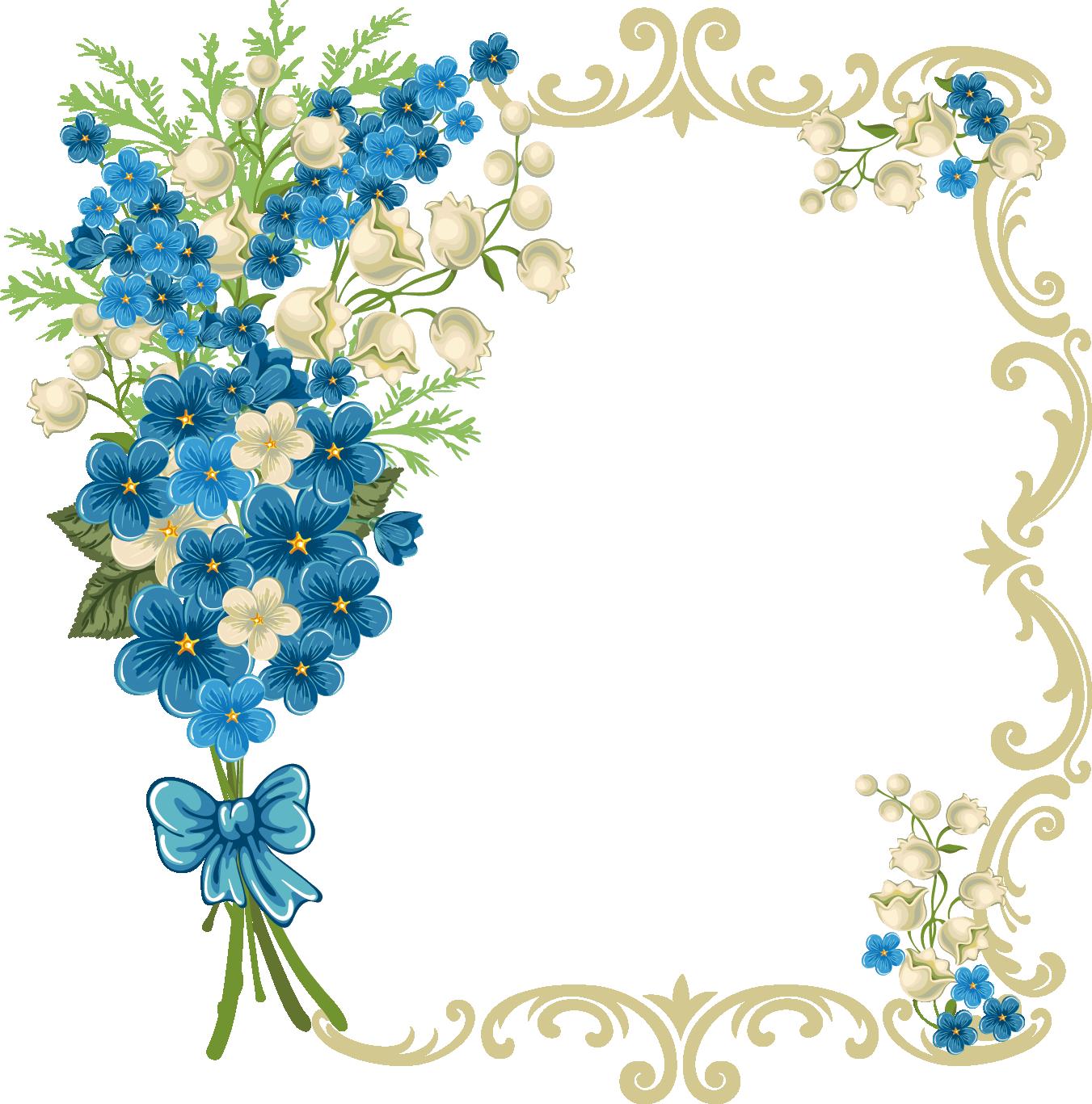 Blue vintage flower clipart jpg transparent download flower - Google'da Ara | YAZI FONLARI 2 | Pinterest | Flower ... jpg transparent download