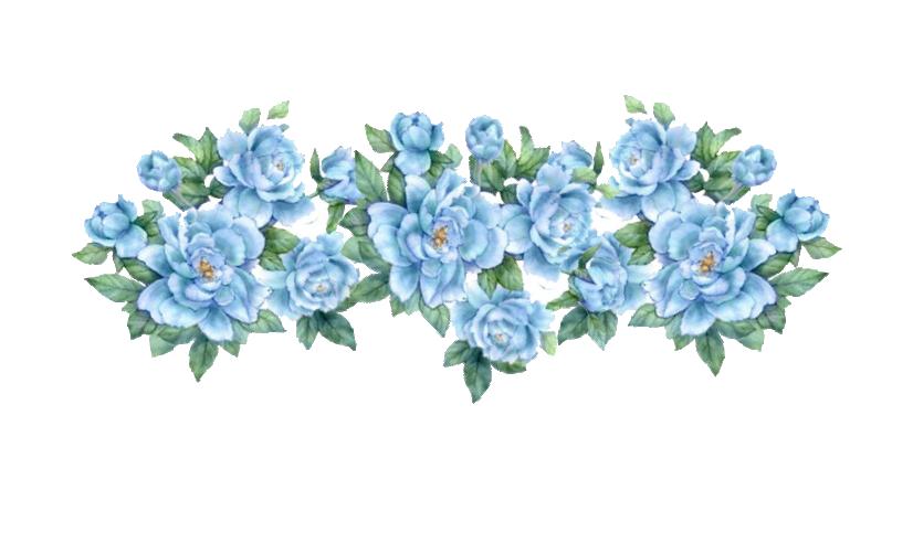 Blue vintage flower clipart clip art transparent download Free Vintage Flower Graphics | ... vintage flower paper – Vintage ... clip art transparent download