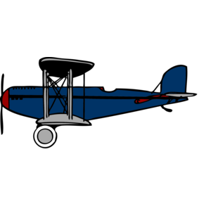 Blue vintage plane clipart banner library Vintage Plane PNG Clipart - Download free Car images in PNG banner library