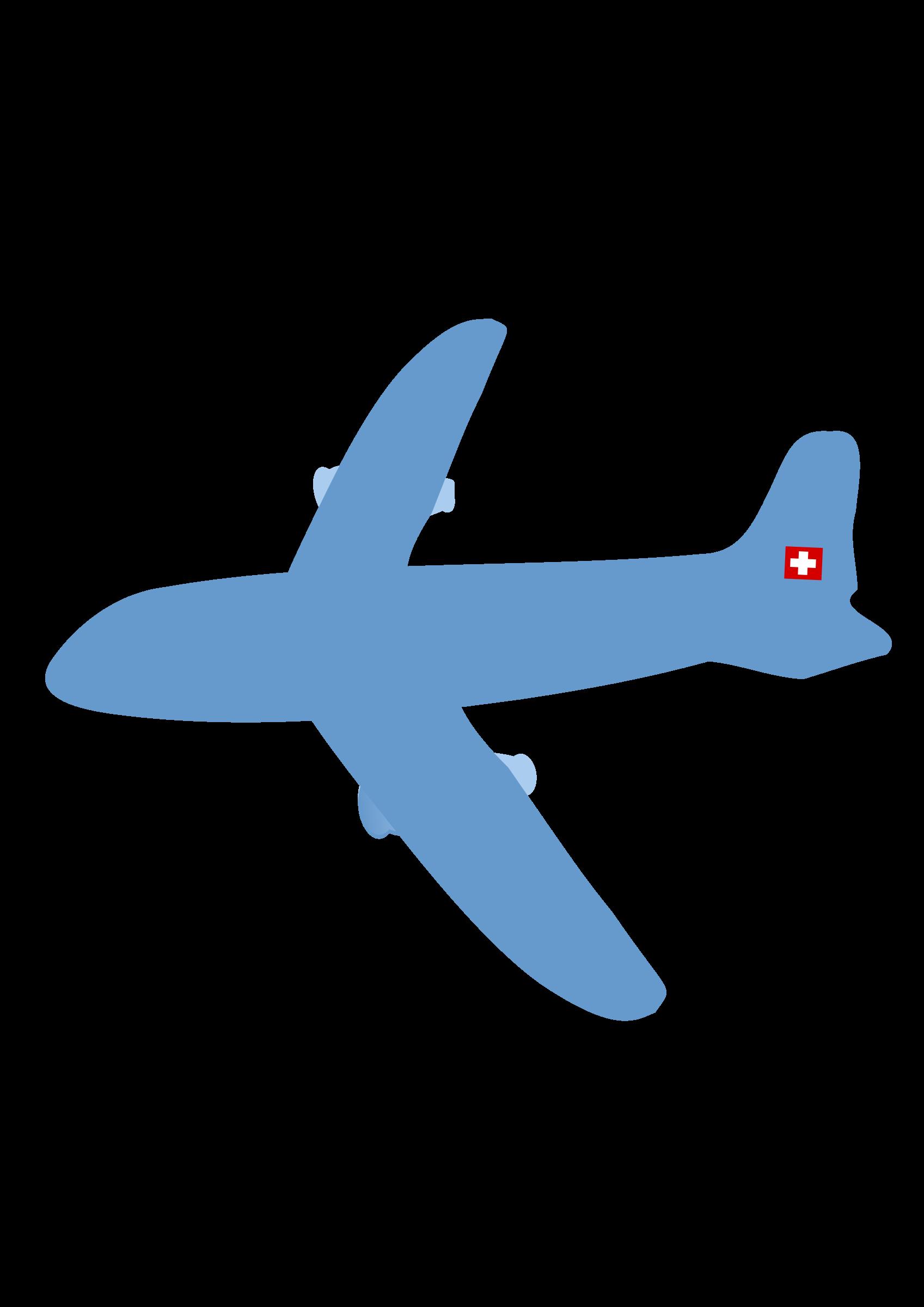 Blue vintage plane clipart picture Blue Airplane Clipart Clip art of Airplane Clipart #650 — Clipartwork picture