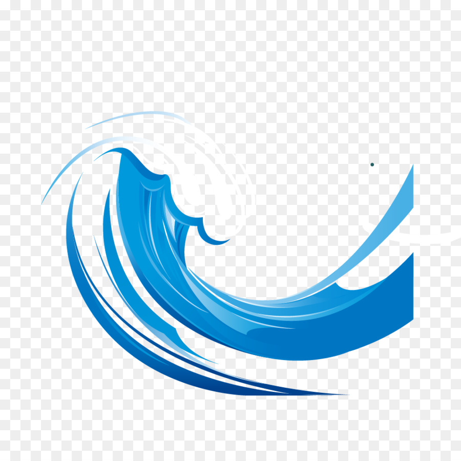 Blue wave clipart free clip black and white download Download Free png Wind wave Euclidean vector Clip art Blue waves png ... clip black and white download