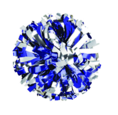 Blue & white pom poms png clipart clip free Free PNG images - DLPNG.com clip free
