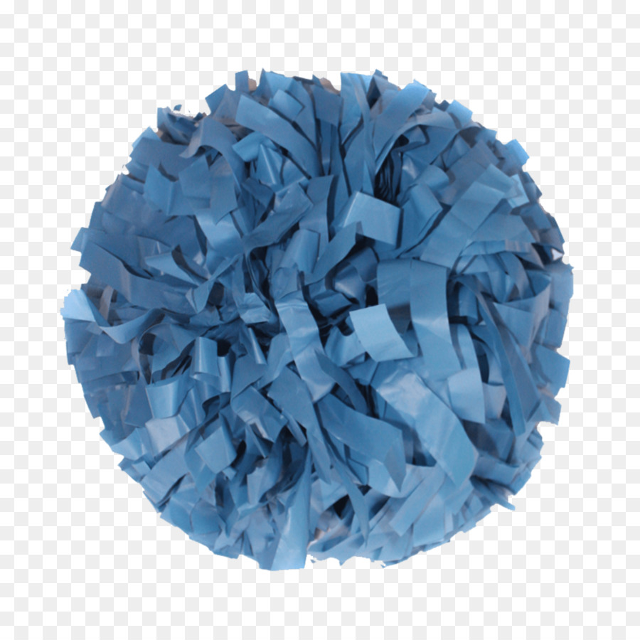 Blue & white pom poms png clipart png royalty free library Color Background png download - 2000*2000 - Free Transparent Pompom ... png royalty free library