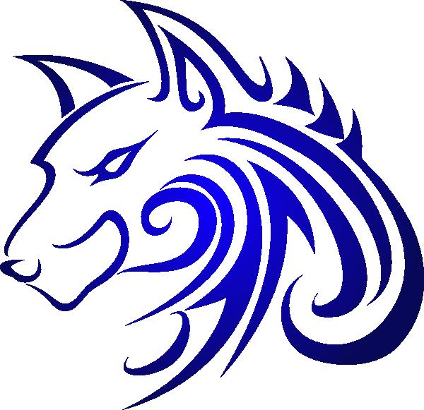 Blue wolf clipart vector transparent download Blue Wolf PNG, SVG Clip art for Web - Download Clip Art, PNG Icon Arts vector transparent download